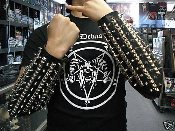 (MUNICIPAL WASTE).....Studded/Spiked M2 Gauntlet (MDLG0035)
