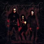 IMMORTAL   (norway)  -damned in black   (0115)