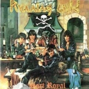 RUNNING WILD  (germany) -port royal   (0149)