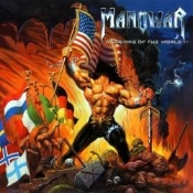 MANOWAR   (usa) -warriors of the world  (0118)