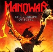 MANOWAR (usa) - the triumph of steel  (0119)