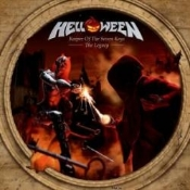 HELLOWEEN (germany)-  keeper of the seven keys ((0124)