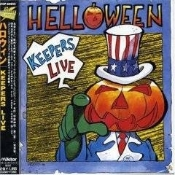 HELLOWEEN (germany)-  I want out live (0122)