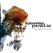 STRAPPING YOUNG LAD (canada) - the new black   0077