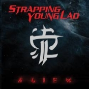 STRAPPING YOUNG LAD (canada)-  alien  (0054)