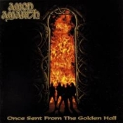 AMON AMARTH (sweden)- once sent from the golden hall   (0027)