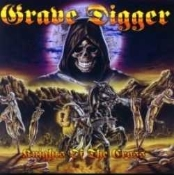 GRAVE DIGGER (germany)-  knights of the cross (digi)   (0022)