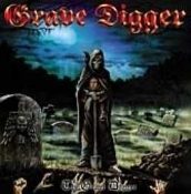 GRAVE DIGGER (germany)-  the grave digger (digi)   (0021)