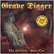 GRAVE DIGGER (germany)-  the history,part one   (0020)