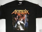ANTHRAX, (thrash metal)   X-L  002