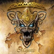 GAMMA RAY (germany)-  Majestic   (0048)