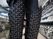 DESTROYER 666 ...DRAGON SKIN SHIN GUARDS    (MDLSG0168)