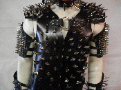 (ARCTURUS) .....DRAGON CLAWZ LEATHER ARMOR (MDLAR0170)
