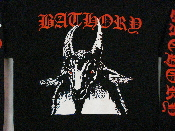 BATHORY, (black metal)   LRG  005