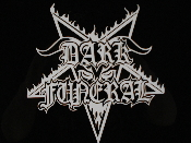 DARK FUNERAL DECAL...(black metal)    001