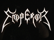 EMPEROR  decal...(black metal)    031