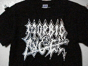 MORBID ANGEL, (black death)   X-L  050