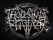 THOU SHALT SUFFER ...(black metal)     119