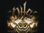 NILE, (death metal)   X-L  067