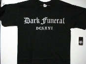 DARK FUNERAL, (black metal) MED  077