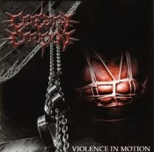 CEREBRAL EFFUSION (spain)-violence in motion  (0229)