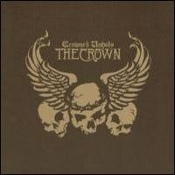 THE CROWN  (sweden)- crowned unholy+dvd  (0068)