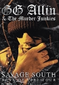 GG ALLIN & The Murder Junkies - Savage South: Best of 1992 (064)