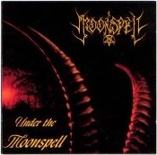 MOONSPELL (Portugal) -   under the moonspell  (0158)