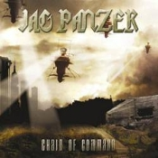 JAG PANZER  (usa) -chain of command (0134)