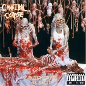CANNIBAL CORPSE (usa)- Butchered at Birth   (0124)