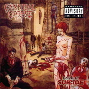 CANNIBAL CORPSE  (usa)-Gallery of Suicide (0131)