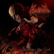 BLOODBATH (sweden)- nightmares made flesh   (0185)