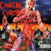 CANNIBAL CORPSE  (usa) -Eaten Back to Life  (0237)