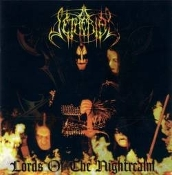 SETHERIAL  (sweden) -Lords of the Nightrealm  (0111)