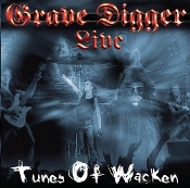 GRAVE DIGGER (germany)-  Tunes of Wacken  (0147)