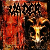 VADER (poland) -Blood / Reign Forever World   (0279)