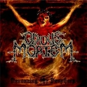 ODIOUS MORTEM (usa) -Devouring the Prophecy (0291)