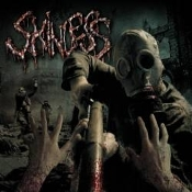 SKINLESS (usa) -Trample the Weak, Hurdle the Dead (0293)