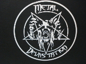 Black Metal Folk Patches