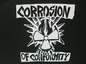 CORROSION OF CONFORMITY... (death thrash).   063