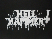 HELL HAMMER... (black metal).   073