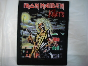 IRON MAIDEN ...Killers...(heavy metal)     547
