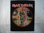 IRON MAIDEN ...Made In England...(heavy metal)     (548)