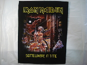 IRON MAIDEN ...Somewhere In Time...(heavy metal)     550