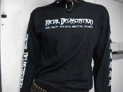 METAL DEVASTATION, (black metal)   SML  010