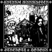 SATANIC WARMASTER  (Finland)    strength and honour