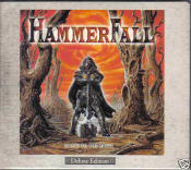 HAMMERFALL (sweden)-  glory to the Brave
