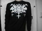 SATANIC WARMASTER, logo (black metal)   MED  004