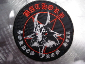 BATHORY ..(death thrash)   out of stock