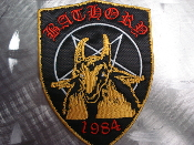 BATHORY..(thrash death)   out of stock